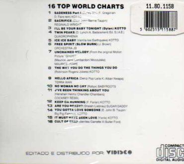16 TOP WORLD CHARTS 91