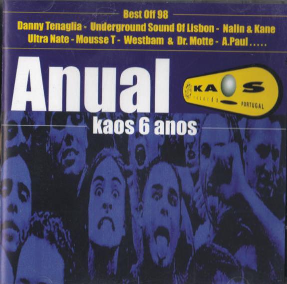 Anual - KAOS 6 ANOS