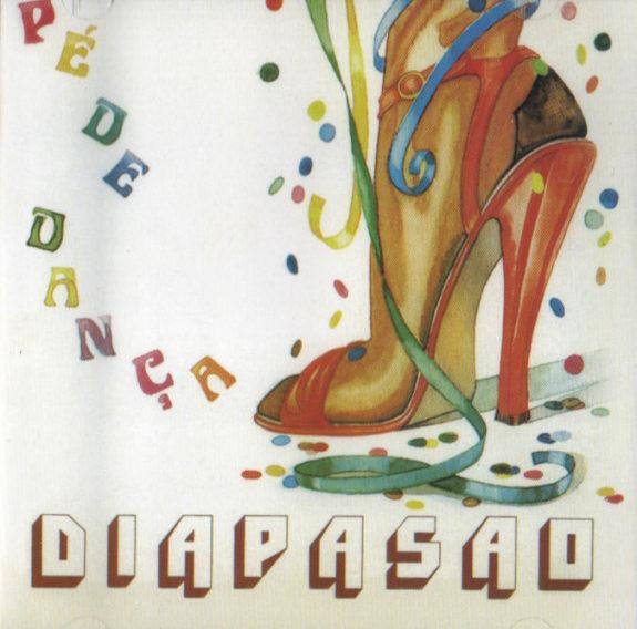PE DE DANCA