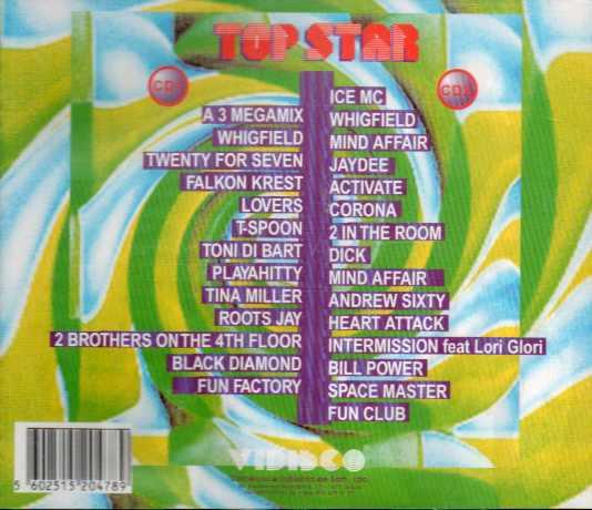 TOP STAR 94/95
