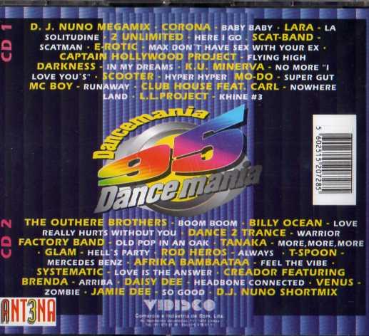 DANCE MANIA 95
