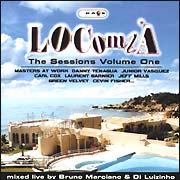 LOCOMIA - THE SESSIONS VOLUME ONE