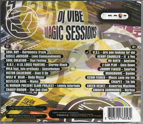 MAGIC SESSIONS