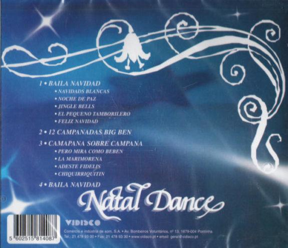 NATAL DANCE-NON STOP CHRISTMAS