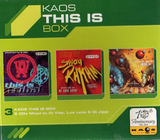 KAOS THIS IS BOX