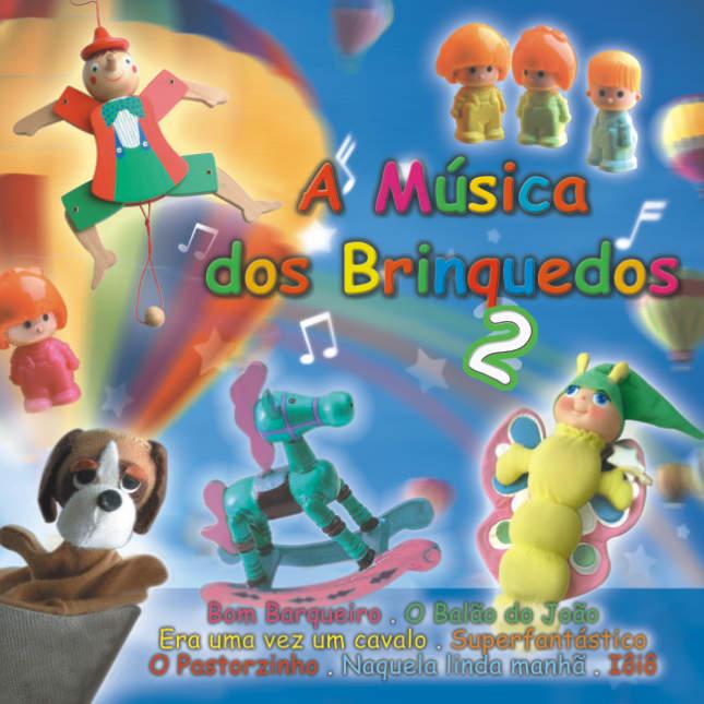A MÚSICA DOS BRINQUEDOS VOL.2 - Em Promoção