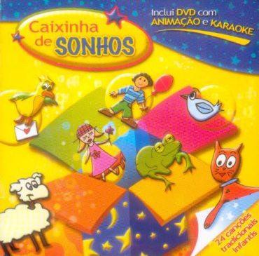 CAIXINHA DE SONHOS CD + DVD