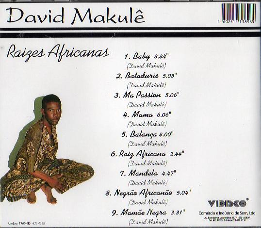 RAIZES AFRICANAS