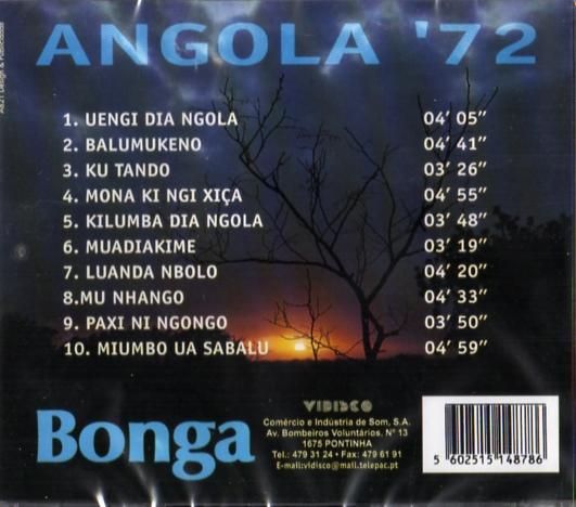 ANGOLA 72