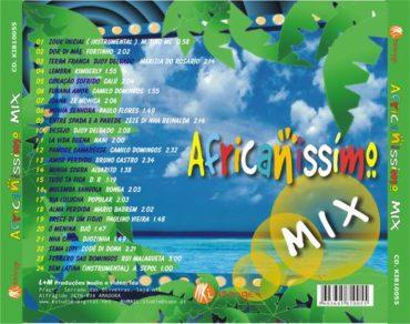 Africaníssimo Mix