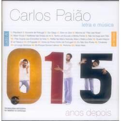 Letra e música 015 Anos Depois (2CD)