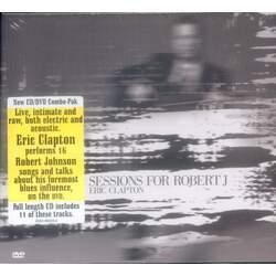 Sessions for Robert J (CD+DVD)