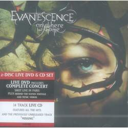 Anywhere but Home (CD+DVD)