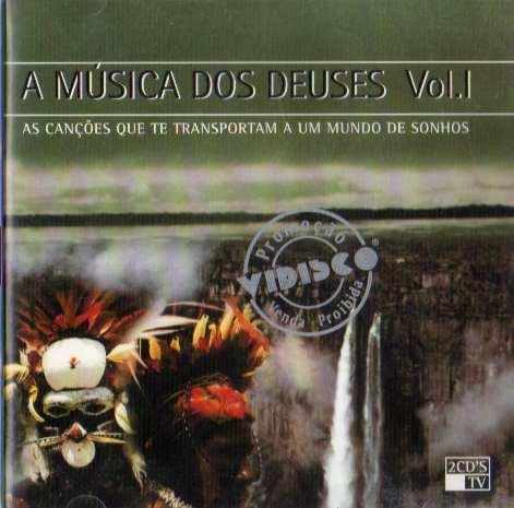 A MÚSICA DOS DEUSES Vol.1