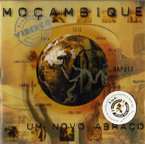 MOÇAMBIQUE - UM NOVO ABRAÇO
