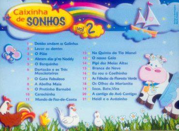 CAIXINHA DE SONHOS Vol. 2