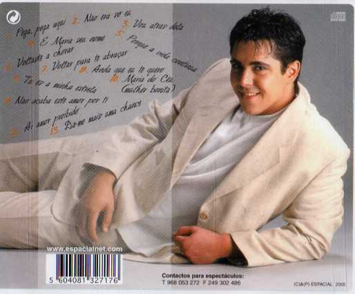 Ricardo José 10 anos de sonhos