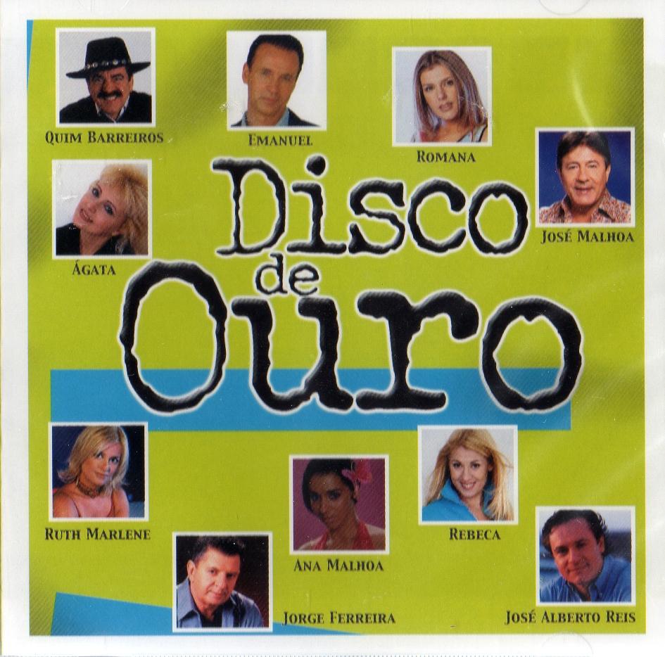 Disco De Ouro 2005