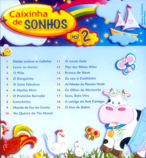 CAIXINHA DE SONHOS VOL.2