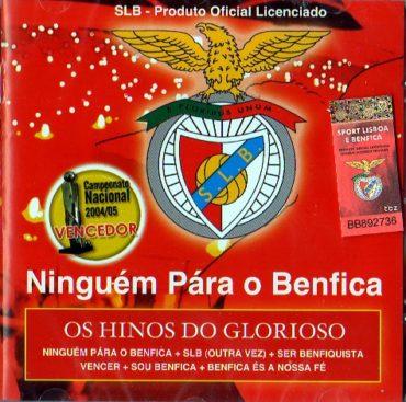 Águias Vermelhas - Ninguém Pára o Benfica