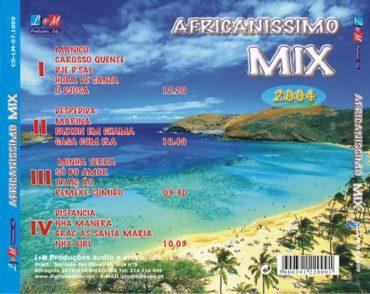 Africaníssimo Mix 2004