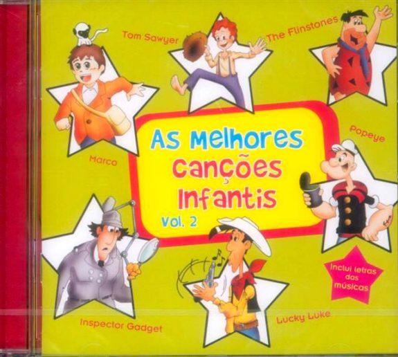 As Melhores Canções Infantis vol.2
