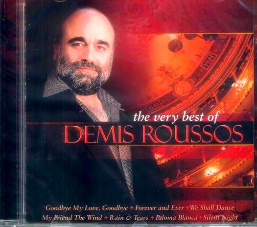 DEMIS ROUSSOS  - The Very Best Of