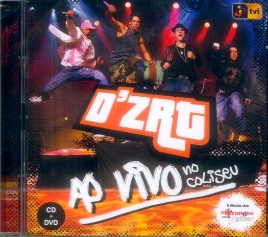 Ao Vivo No Coliseu (CD+DVD)
