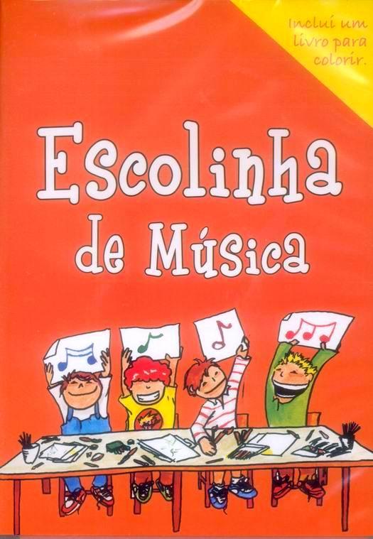 Escolinha de Musica DVD