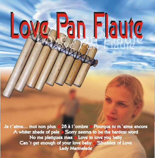 Love Pan Flaute