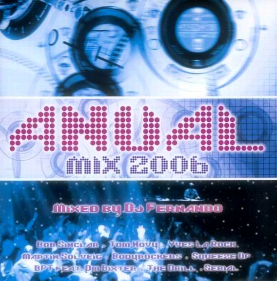 Anual MIX 2006 MIXED BY DJ FERNANDO
