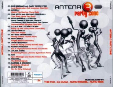 ANTENA 3 PARTY ZONE