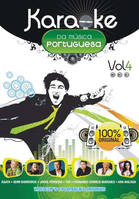 Karaoke da Musica Portuguesa - Espacial vol.4