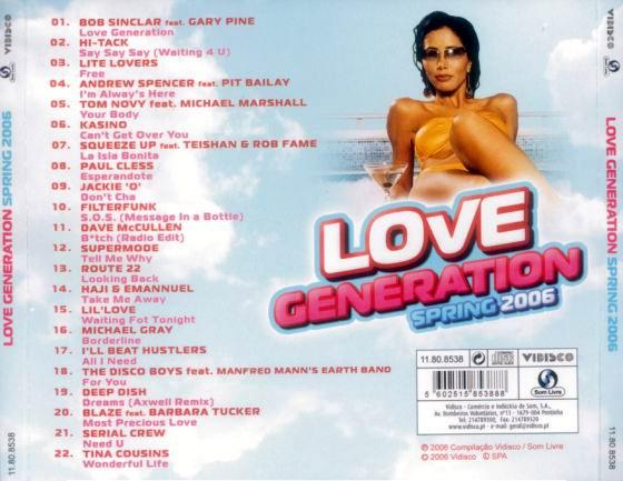 Love Generation Spring 2006