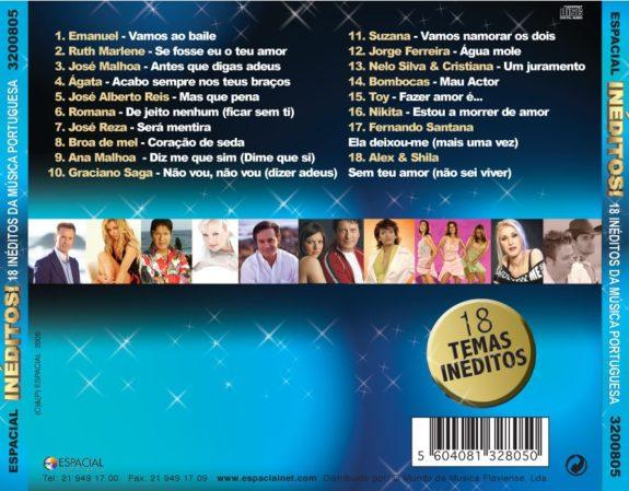 Inéditos da Musica Portuguesa