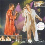 Miguel e André - Ao vivo