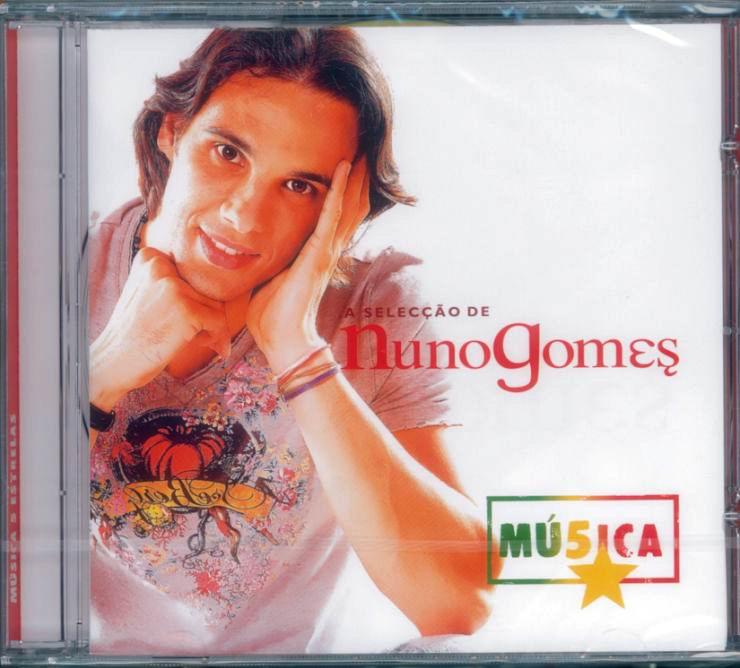 A Selecção de Nuno Gomes