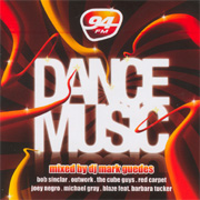 DANCE MUSIC – MIXED BY MARK GUEDES