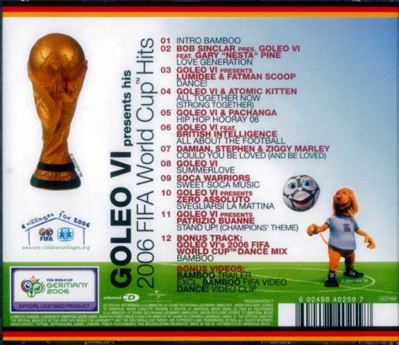 Goleo VI Presents His 2006 Fifa World Cup