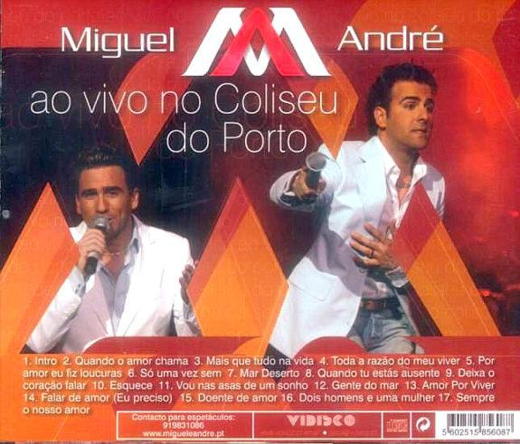 Ao vivo no coliseu do Porto - CD