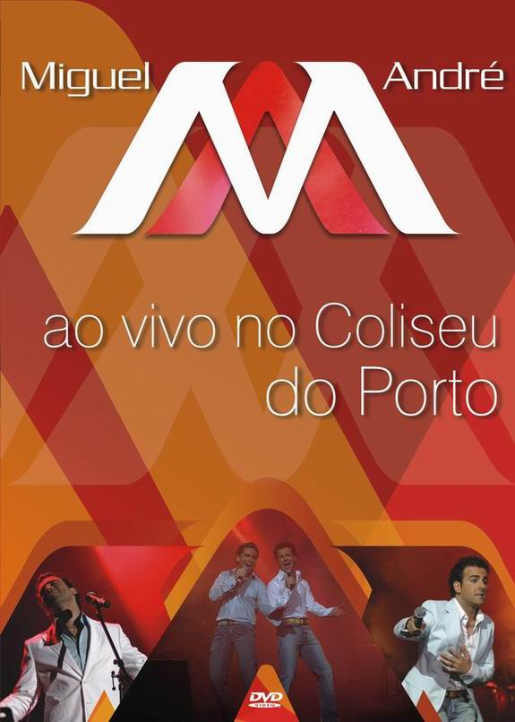Ao vivo no coliseu do Porto-DVD