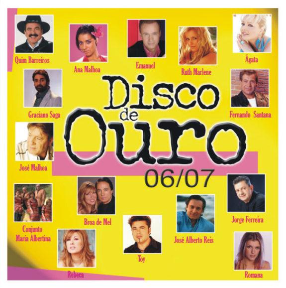Disco de Ouro 2006