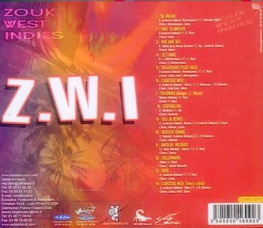 Z.W.I - Zouk West Indies