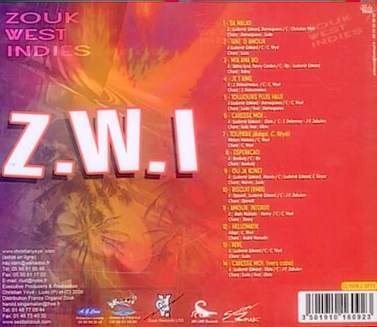 Z.W.I - Zouk West Indies