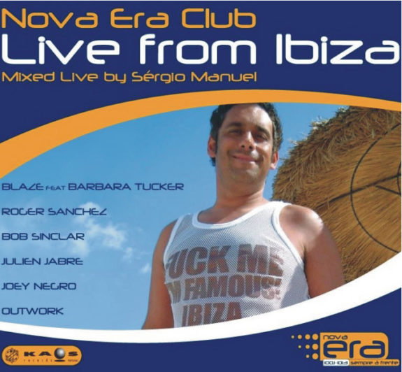 NOVA ERA CLUB LIVE FROM IBIZA