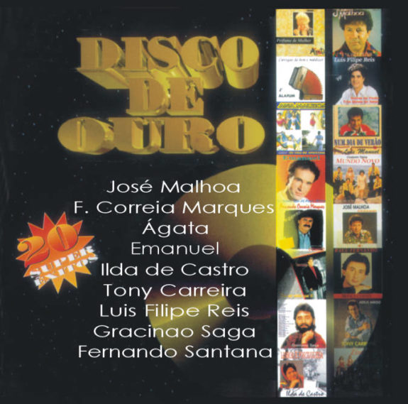 Disco de Ouro 1996