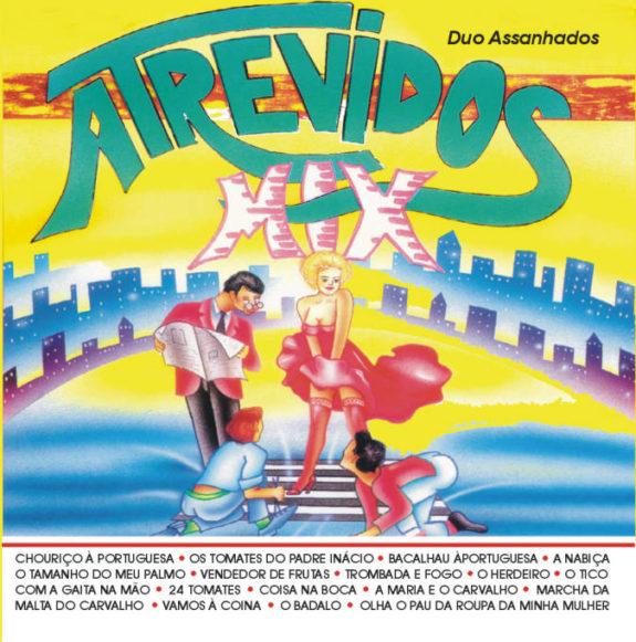 ATREVIDOS MIX - Reedição