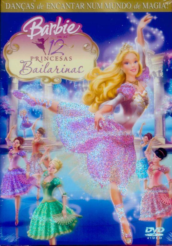 em as 12 Princesas Bailarinas