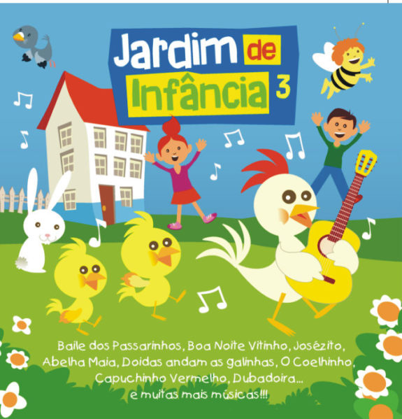 Jardim de Infância Vol.3