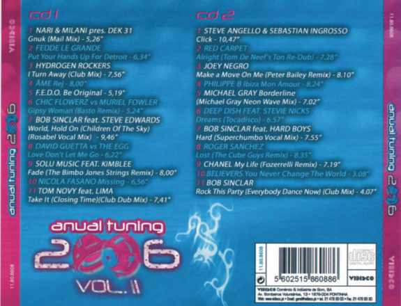 ANUAL TUNING 2006 VOL2